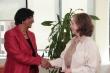 Con Navi Pillay, Premio Nóbel